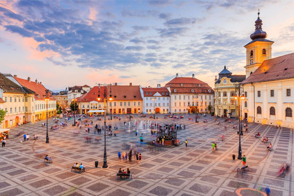 Tourist Attractions Sibiu