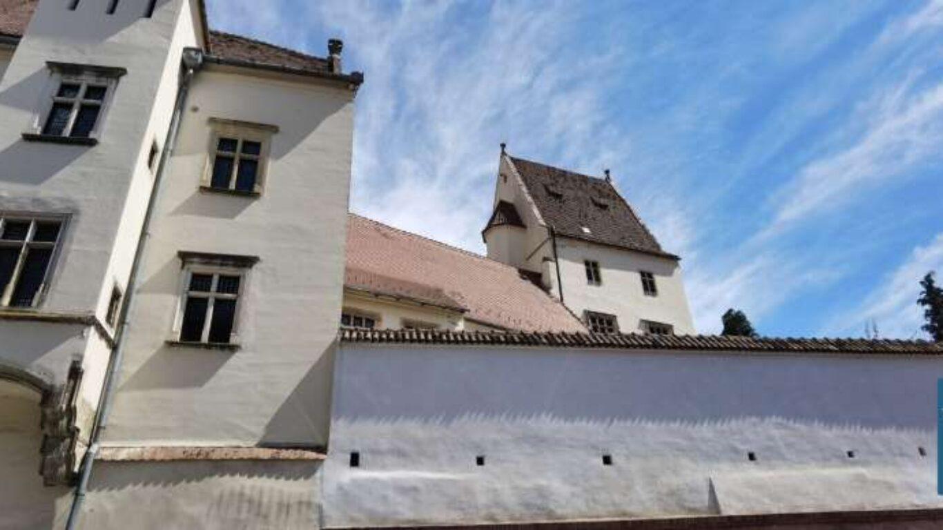 Cetatea Medievala Sibiu Transfagarasan Romania