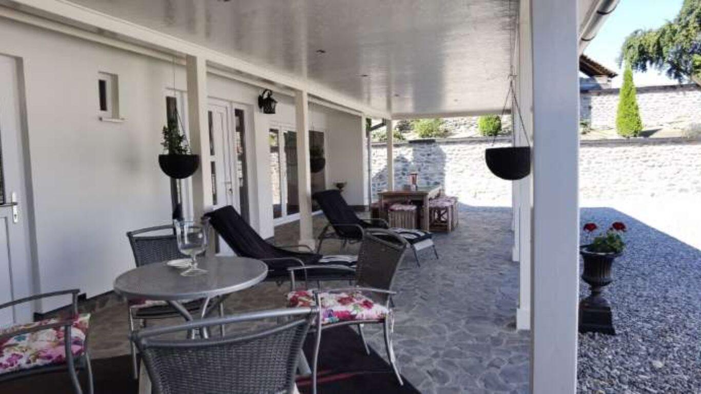 Facilitate Terasa – Casa Martin – Cazare Transfagarasan