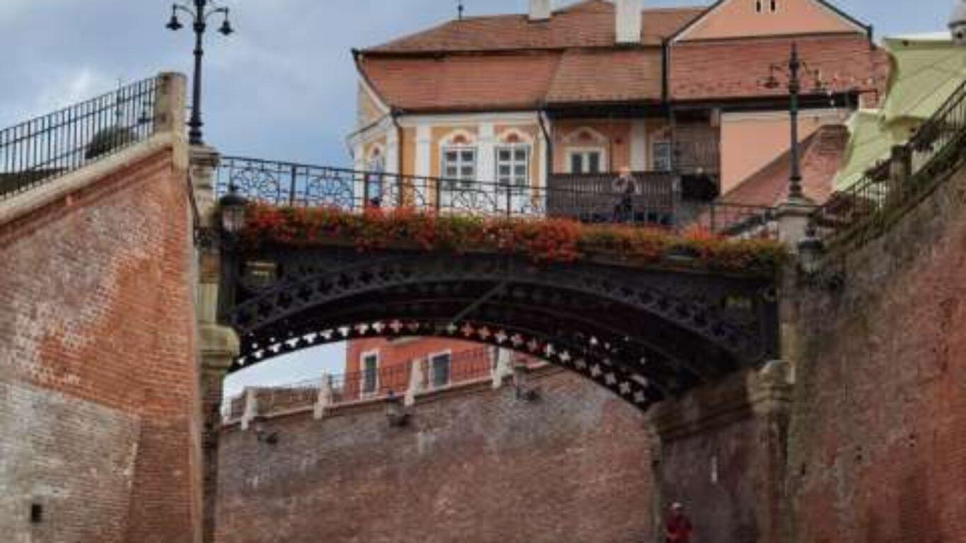 Podul Minciunilor Transfagarasan Romania