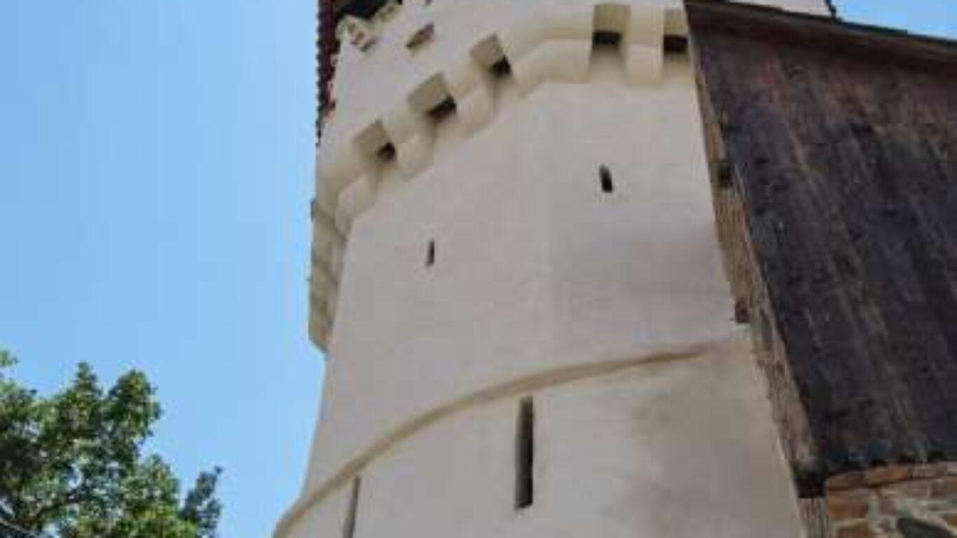 Turnul Dulgherilor Sibiu Transfagarasan Romania