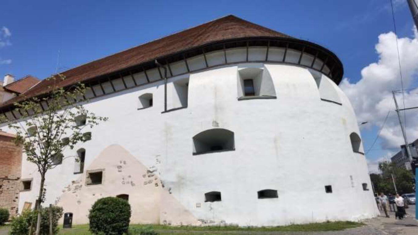 Turnul Gros Sibiu Transfagarasan Romania