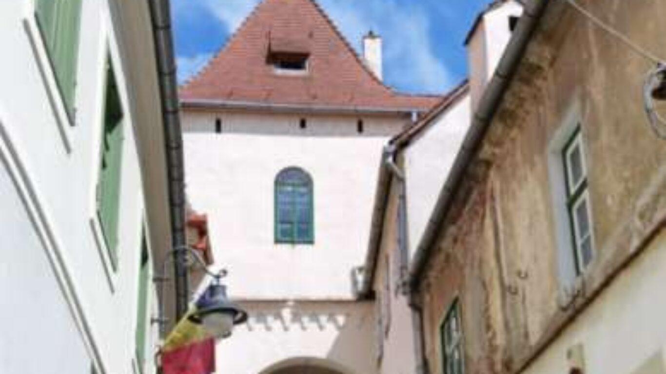Turnul Scarilor Sibiu Transfagarasan Romania