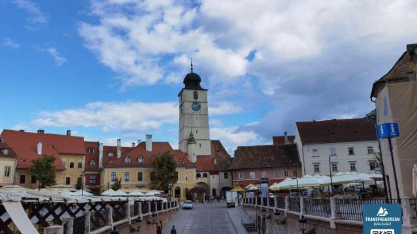 Turnul Sfatului Sibiu – Transfagarasan Romania