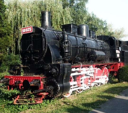 Muzeul Locomotivelor