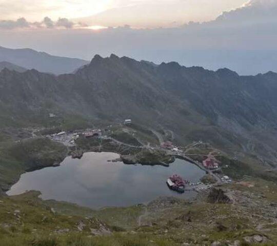Lacul Bâlea – Vârful Vânătarea lui Buteanu