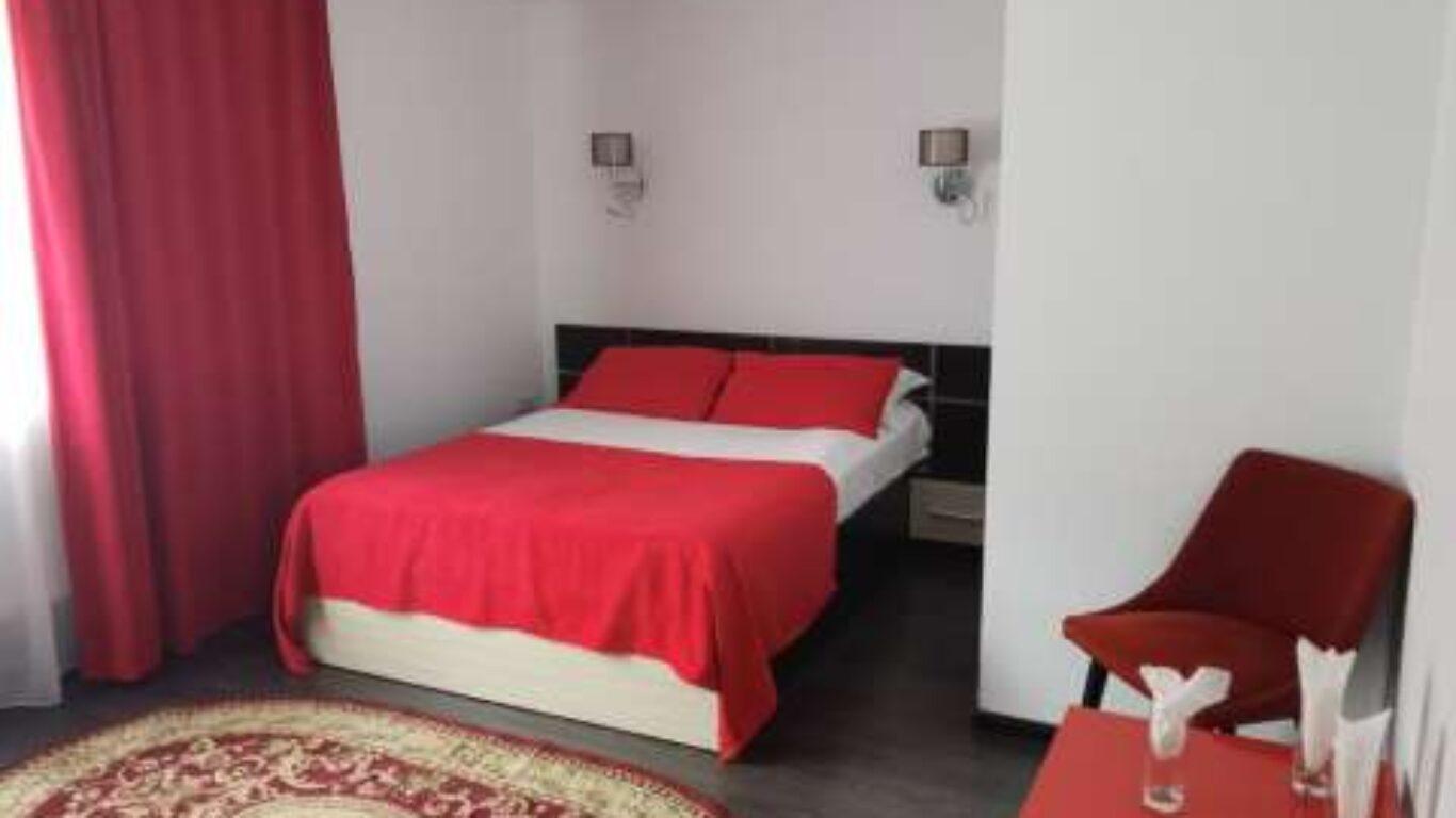 Apartament 108 Hotel Piscul Negru Transfagarasan Romania