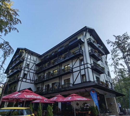 Hotel Posada Vidraru