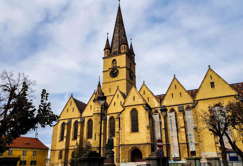 Catedrala Evanghelică din Sibiu