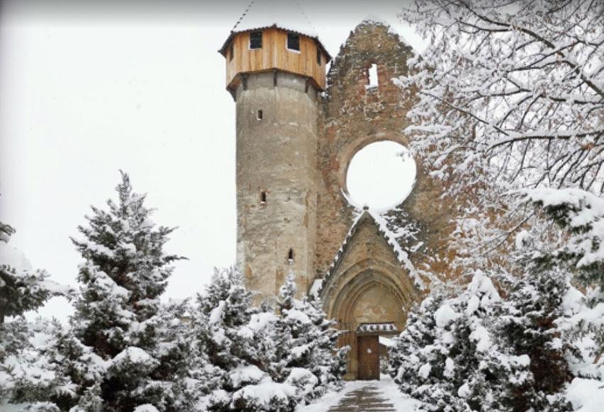 Fosta Abație Cisterciană din Cârța