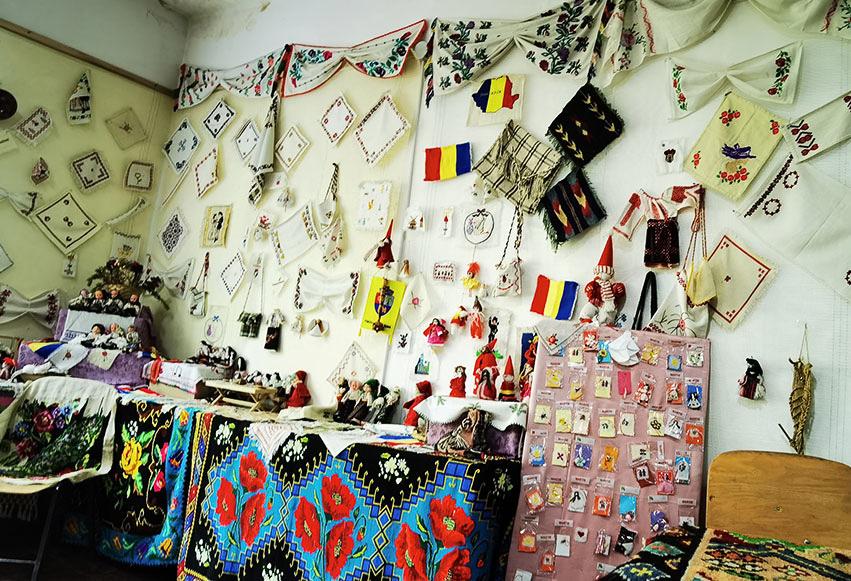 Muzeul de Arte Populare din Corbeni