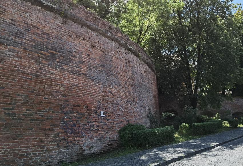Bastionul Haller din Sibiu