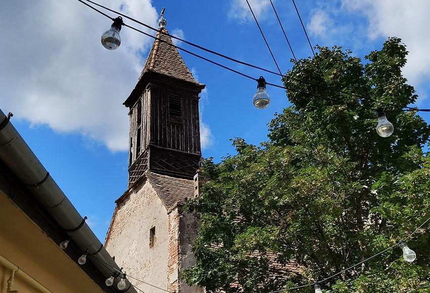 Biserica Azilului din Sibiu
