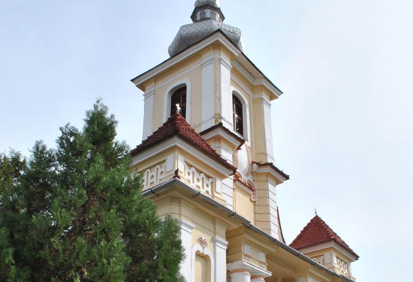 Biserica dintre Brazi din Sibiu