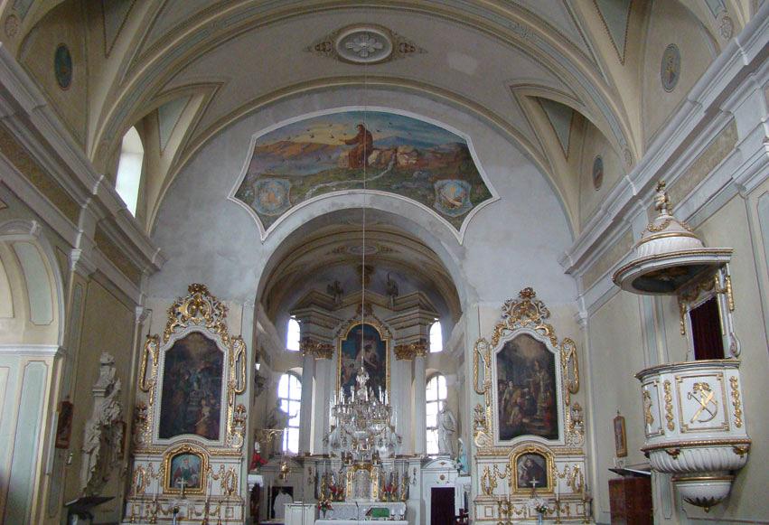 Biserica Franciscană din Sibiu