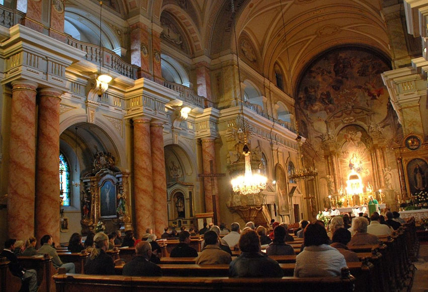 Biserica Romano-Catolica Sibiu