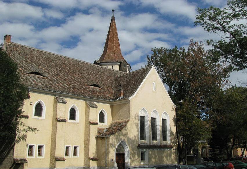 Biserica Sfântul Ioan din Sibiu