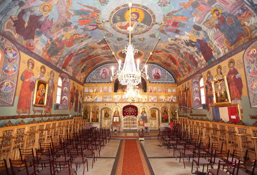 Biserica Sfântul Luca din Sibiu