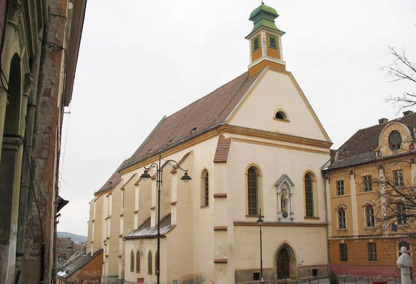 Biserica Ursulinelor din Sibiu