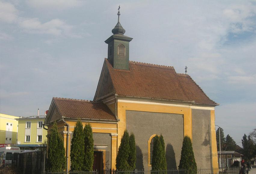 Capela Sfânta Cruce din Sibiu