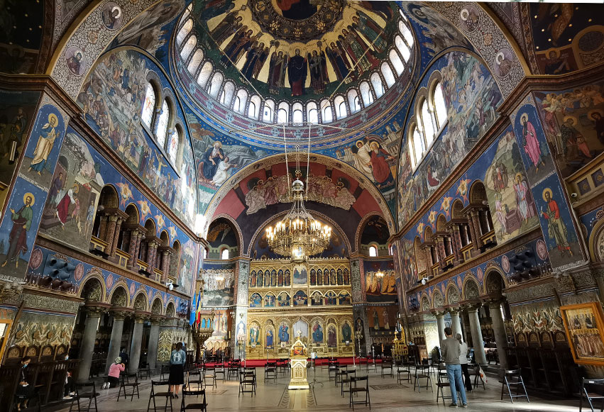 Catedrala Mitropolitana Sfânta Treime