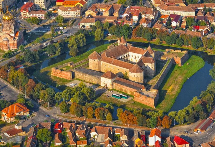 Cetatea Fortificată de la Făgăraș