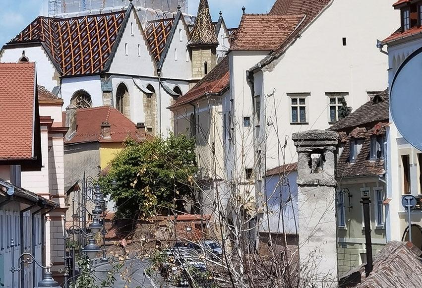 Cetatea Medievala a Sibiului