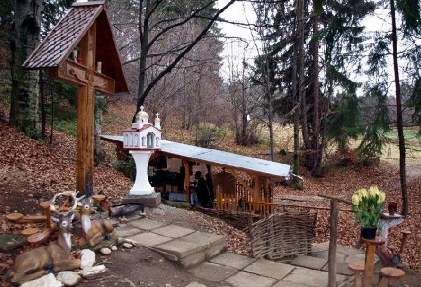 Izvorul Părintelui Arsenie Boca