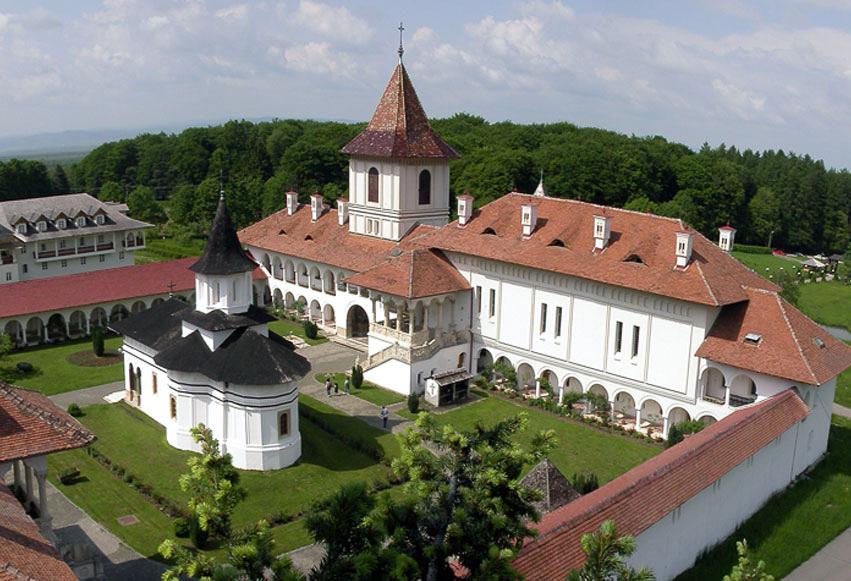 Manastirea Brâncoveanu - Sâmbata de Sus