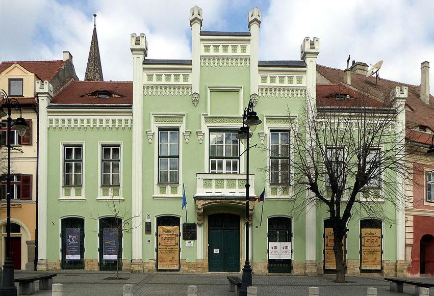 Muzeul de Etnografie Universală Franz Binder din Sibiu