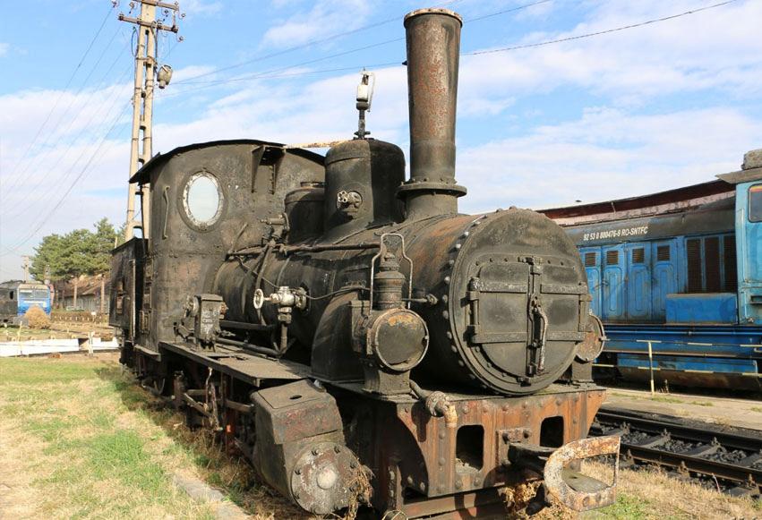 Muzeul Locomotivei din Sibiu