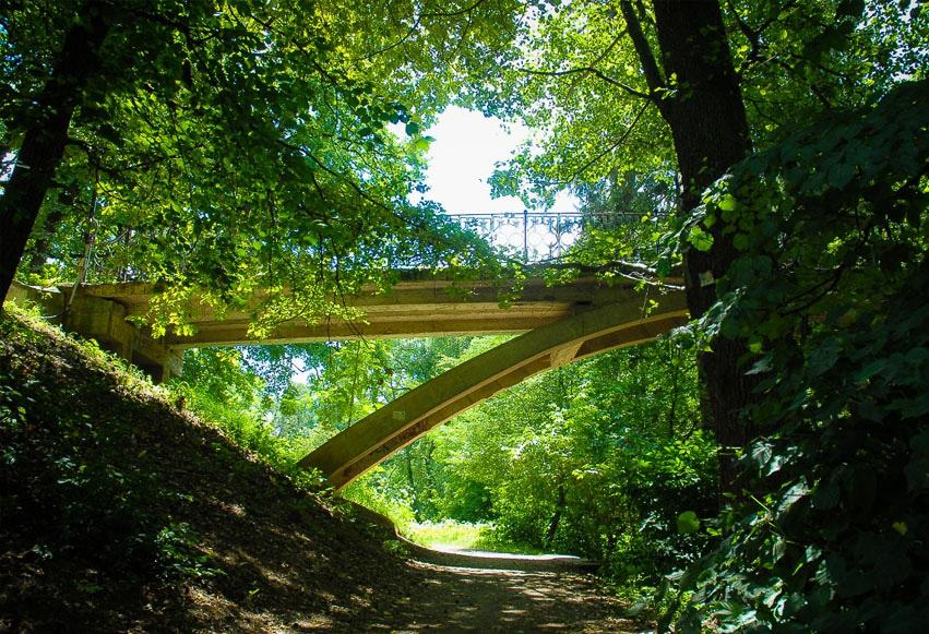 Parcul sub Arini din Sibiu