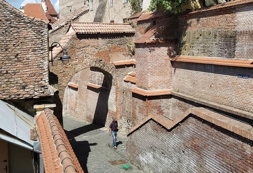 Pasajul Scărilor din Sibiu