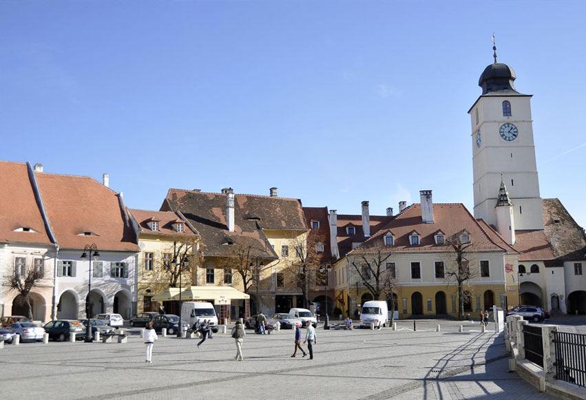Piața Mică din Sibiu