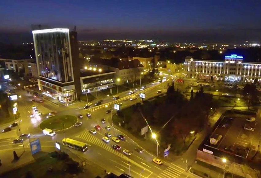 Piața Unirii din Sibiu