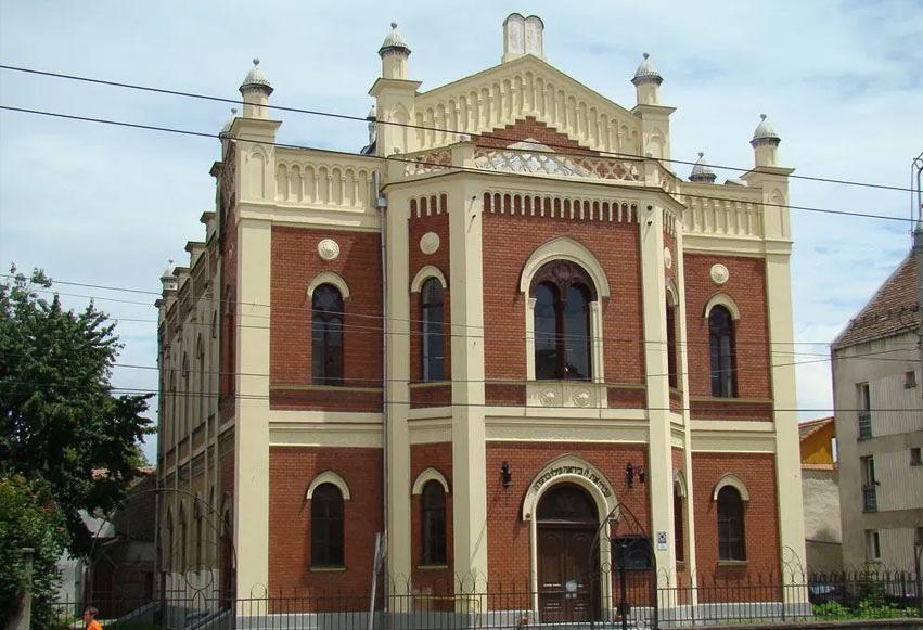 Sinagoga Mare din Sibiu