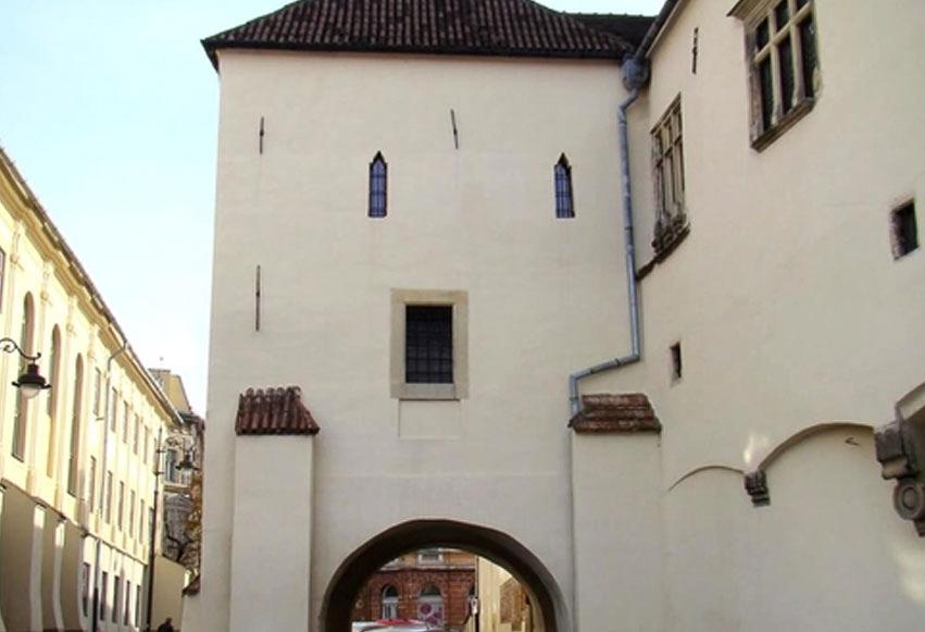 Turnul de Poartă din Sibiu