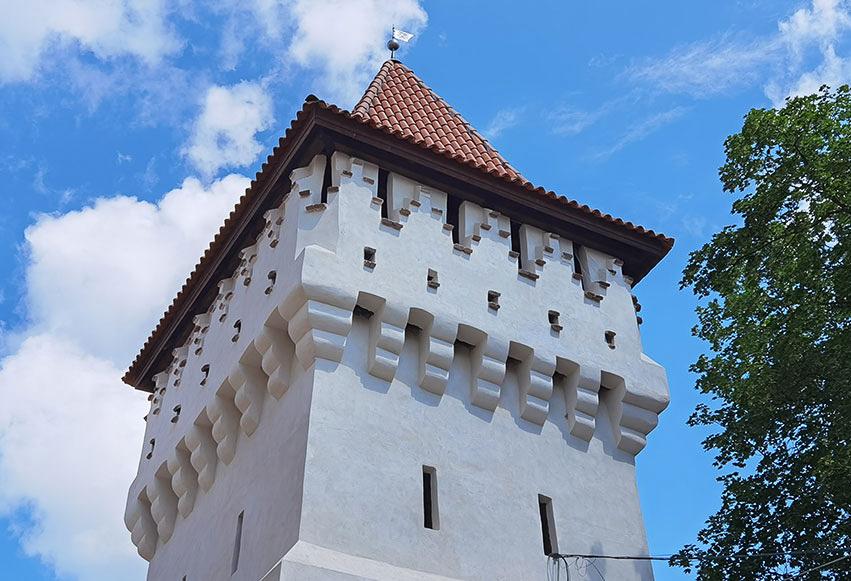 Turnul Olarilor din Sibiu
