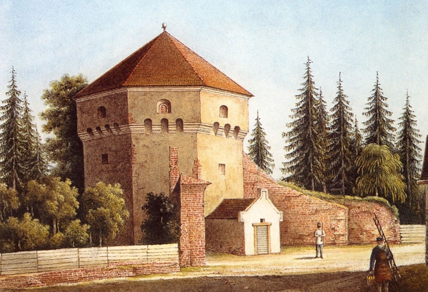 Turnul Pielarilor din Sibiu