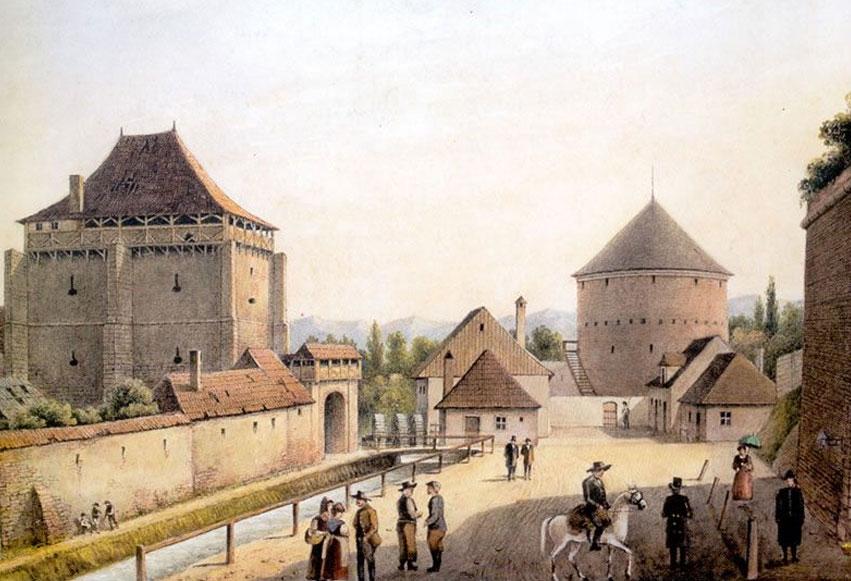 Turnul Pulberăriei din Sibiu