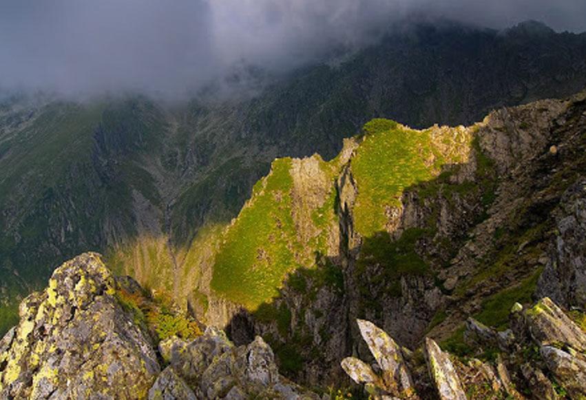 Traseul de Creastă al Munților Făgăraș (10 zile)