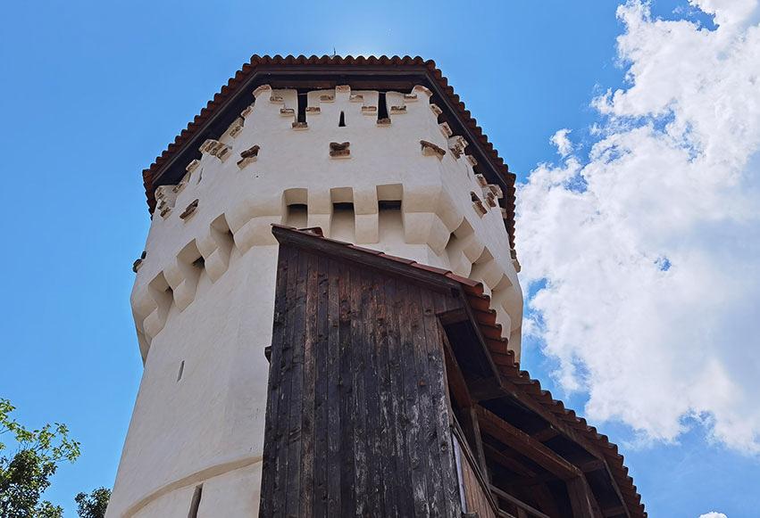 Turnul Dulgherilor din Sibiu