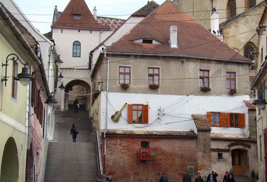 Turnul Scărilor din Sibiu