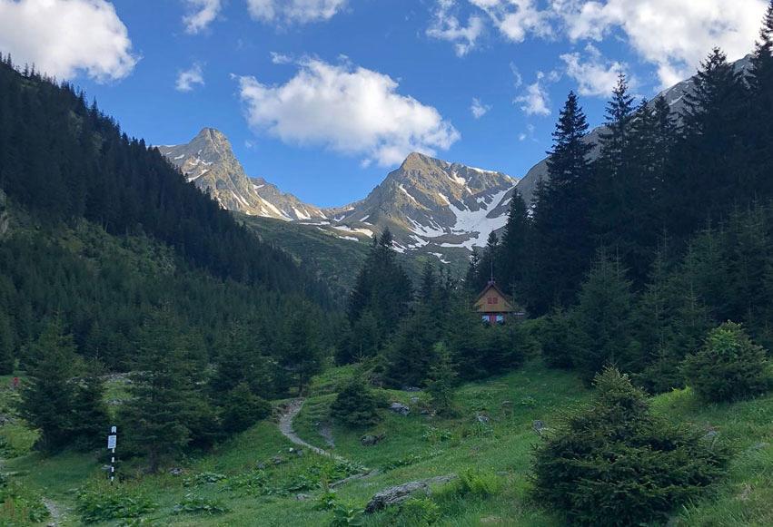 Traseu Vârful Moldoveanu de la Sâmbăta de Sus (2 zile)