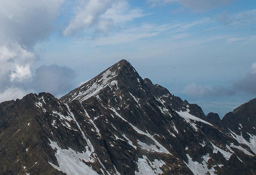 Vârful Negoiu (2535 m)