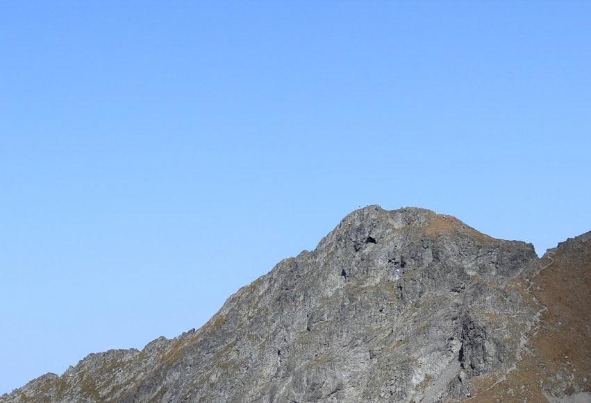 Vârful Vânatarea lui Buteanu (2507 m)